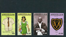 Anguilla 2013 MNH Secondary Education 60th Anniv 4v Set School Uniform