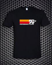 K&N Performance Air Filters Automotive Auto Moto Super Car T-Shirt S M L - 3XL