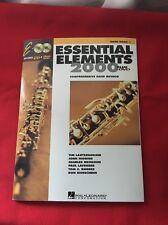 Essential Elements 2000 Plus Cd Oboe Book 2 Hal Leonard