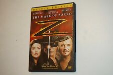The Mask of Zorro (DVD; Deluxe Edition) Antonio Banderas, Catherine Zeta-Jones