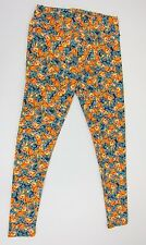 LuLaRoe Floral Print Adult Leggings - Womens T&C - Multi - NWT