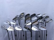 Lot of 24 Golf Club Wedges Titleist Cleveland Nike Callaway MSRP $2000