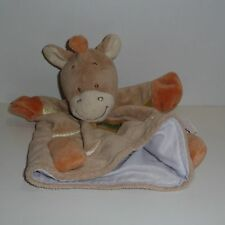 Doudou Cheval Bengy - Collection Jungle