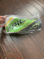 NEW 2019 Callaway Epic Flash fairway wood Cover Headcover