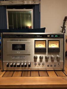 AKAI GXC-510d RARE cassette deck. Akai GXC Vintage 510 D GXC 570d
