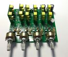 4 Way Active Electronic Crossover Low/Low Mid/High Mid/High MCRS-4WS