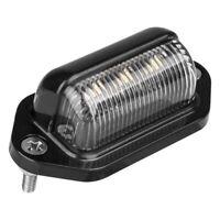 Luce Targa A LED Luce Targa Impermeabile per Rimorchi, Camper, Camion, Barc R4A6