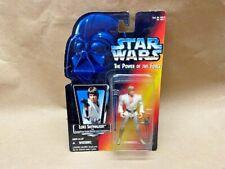 Star Wars The Power of the Force Luke Skywalker Grappling Hook & Lightsaber