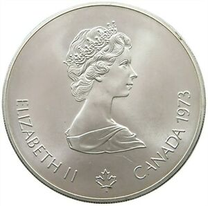 CANADA 5 DOLLARS 1976 TOP #s31 015