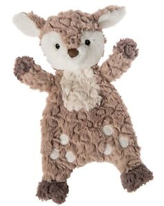 Mary Meyer Putty Nursery Lovey Stuffed Animal Soft Toy, Fawn, 11-Inches
