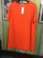 GEORGE SHIFT DRESS SHORT SLEEVES SIZE 14 £5.99!! Stunning