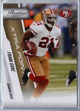 2010 Playoff Prestige Xtra Points Gold - FRANK GORE #169 - SF 49ers  /250