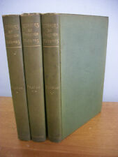 Stories by Foreign Authors FRENCH, 1900 3 Vols