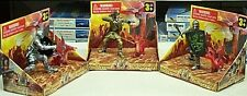Medieval Knight Figures at War Play Set 95330