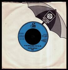 "BARRY WHITE - Baby We Better Try To Get It Together +1 - UK SG 7"" 20th 1976"