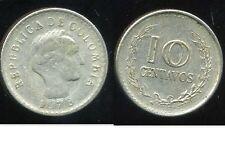 COLOMBIE 10 centavos   1978