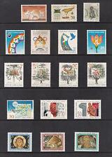 CYPRUS 1994 COMPLETE YEAR SETS COMMEMORATIVE + DEFINITIVE : 8 SETS 31 STAMPS MNH