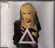 Terri Nunn-Let Me Be The One cd maxi single