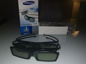 4 pairs of Samsung 3D TV Active Glasses SSG-P51002