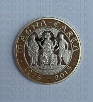 2015 PROOF £2 800th Anniversary Of The Magna Carta Two Pound Proof Coin