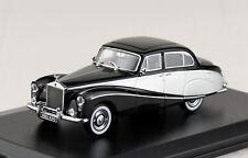 Rolls Royce Silver Cloud zweifarbig schwarz silber 1:43 Oxford Modellauto EMP003