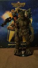 Hot Toys Marvel Guardians Of The Galaxy - Rocket & Groot 1/6 Figure 2 Pack