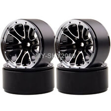 "Alloy 1.9"" Beadlock Wheel Rim Heavy RC 1/10 Rock Crawler Axial SCX10 D90  1051"