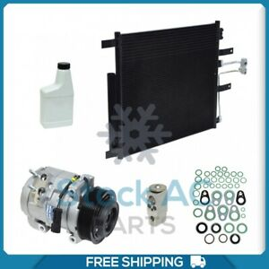 A/C Kit for Dodge Ram 4000 / Ram 4000 QU