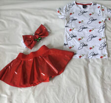 Toddler Girl Outfits Clothes Set 3 Pics.there's Multi Size.