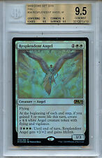 MTG Resplendent Angel BGS 9.5 Gem Mint M19 Foil Magic Amricons 5419