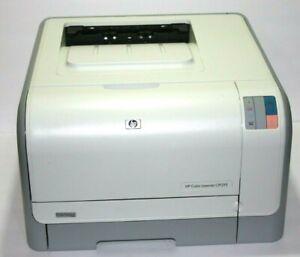 HP Color LaserJet CP1215 Printer Wired