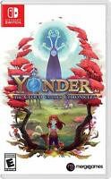 Yonder The Cloud Catcher Chronicles (Nintendo Switch, 2017) Brand New Sealed