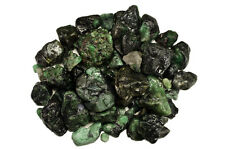 2 lbs Wholesale Emerald Rough Stones - Tumbling Tumbler Rocks, Reiki, Wicca