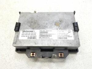 2008-2009 PONTIAC G8 COMMUNICATION CONTROL ON STAR MODULE OEM 225823