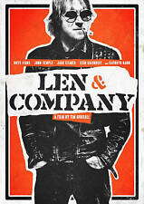 Len and Company (DVD, 2016) Mint in WS,Juno Temple,same day free shipping