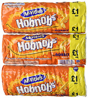 McVities Original Hobnobs 10.5 oz (Pack of 3)