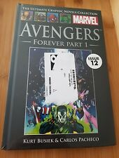 Ultimate Graphic Novels Collection Marvel Avengers Forever Part 1 Issue 12 NEW