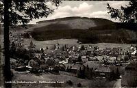 Luftkurort Lenzkirch Schwarzwald Ansichtskarte 1954 Panorama mit Umgebung Totale