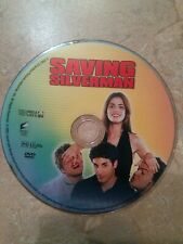 saving silverman dvd disc only no tracking!