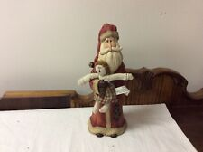 2008 Boyds Bear Northwind Creation Christmas Wishes Santa With Doll