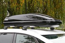 THULE Ocean 600 Car Roof Box in Gloss Black Finish 330 Litre Capacity Roofbox