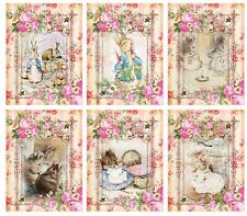 Lilo /& Stitch Fabrication Carte Toppers DIE CUTS 8 pièces embellissements