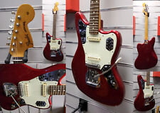Fender Classic Player Jaguar Special RW Candy Apple Red | entrega inmediata!!!