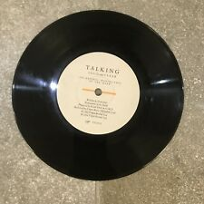 """Orchestral Manoeuvres In The Dark - Talking Loud And Clear 7"""" Vinyl"""