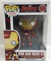 Avengers Age of Ultron Funko POP! Iron Man Mark 43 Vinyl Figure 66 Vaulted #2