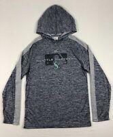 Majestic Seattle Mariners - Blue Long Sleeve Shirt (Multiple Sizes) - Used