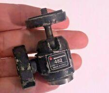 Manfrotto 482 Ball Head Tripod ballhead camera mount