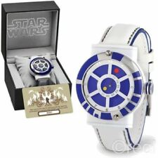 Star Wars R2-D2 Collector's Quartz Analogue Wrist Watch Droid Boxed Official