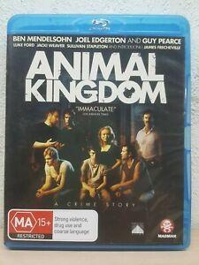 Animal Kingdom Blu-ray DVD - Region B Australia BLU RAY