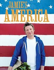 Jamie's America by Oliver, Jamie Hardback Book The Cheap Fast Free Post